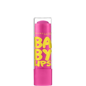 Maybelline New York Baby Lips Moisturizing Lip Balm Pink Punch 25 1pc
