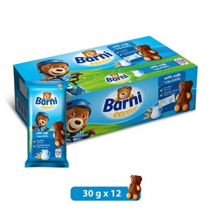 Barni With Milk Soft Sponge Cake 30g