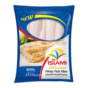 Al Islami White Fish Fillet 1kg