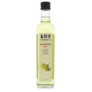 Cooks & Co Grapeseed Oil 500ml