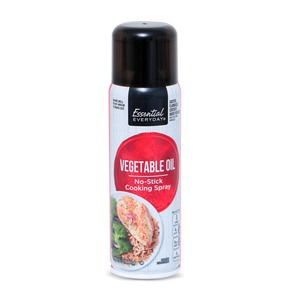 Essential Every Day  Vegetable Oil No Stick Cooking  Spray 170g