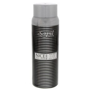 Sapil Nice Feelings Black For Men 150ml