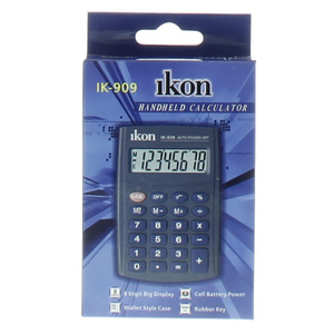 Ikon Handheld Calculator IK-909