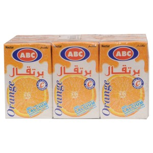 ABC Orange Nectar 135ml