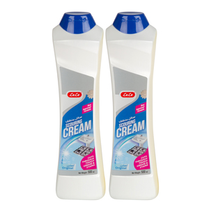 Lulu Scouring Cream 500 Ml 2pcs