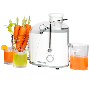 Black&Decker Juice Extractor JE400-B5