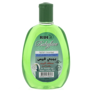 RDL Baby Face Facial Cleanser With Cucumber Extract 250ml