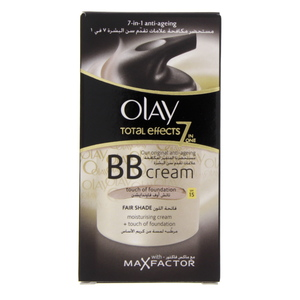 Olay BB Cream Total Effects 7 In 1 SPF 15 50ml