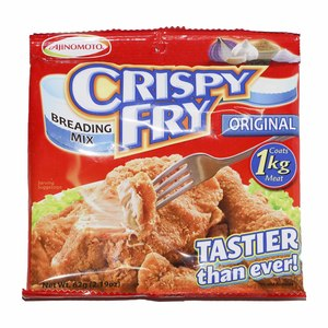 Ajinomoto Crispy Fry Original Breading Mix 62g