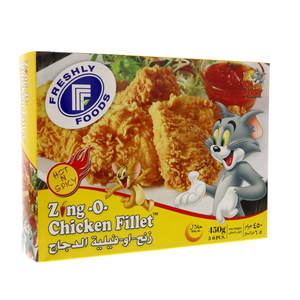 Freshly Foods Chicken  Zing-O Fillet 450g