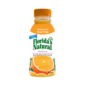 Florida's Natural Orange Juice Most Pulp 300ml