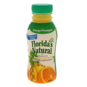 Florida's Natural Orange Pineapple Juice 300ml