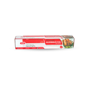 Lulu Multipurpose Aluminium Foil Size 62m x 30cm 200sq.ft 1pc