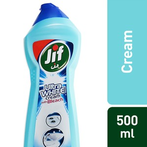 Jif Cream Cleaner Ultra White 500ml
