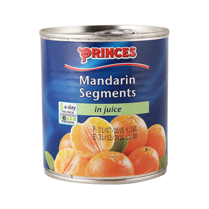 Princes Mandarin Segments Juice 298g