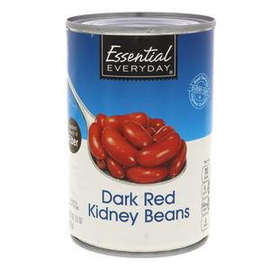 Essential Every Day Dark Red Kidney Beans 425g