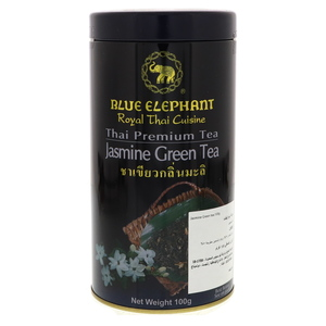 Blue Elephant Jasmine Green Tea 100g