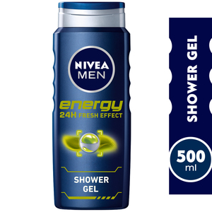 Nivea Shower Gel Energy For Men 500ml