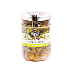 Always Fresh Capers Whole 150g