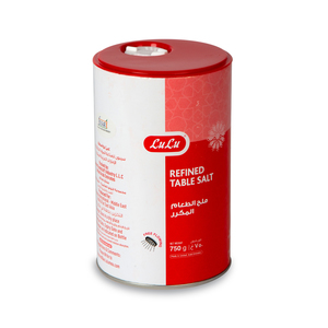 Lulu Refined Table salt 750g