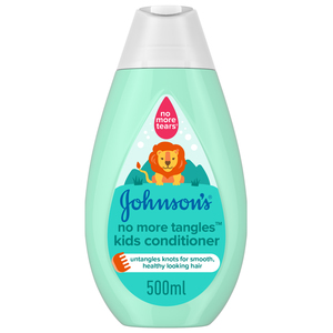Johnson's Conditioner No More Tangles Kids Conditioner 500ml