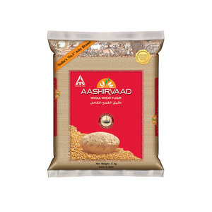 Aashirvaad Whole Wheat Flour 5 Kg