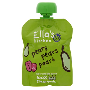 Ella's Kitchen Organic  Baby Food  Pears 70g