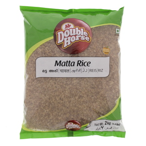 Double Horse Matta Rice 2kg