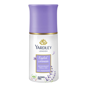 Yardley English Lavender Deodorant Roll On 50ml