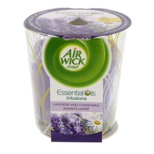 Airwick Candle Lavender & Camomile 105ml