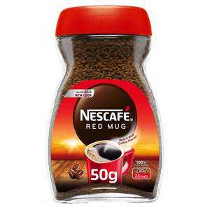 Nescafe Red Mug Instant Coffee 50g