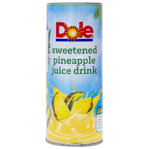 Dole Sweetened Pineapple Juice Drink 240ml