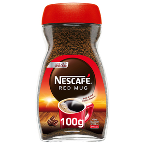 Nescafe Red Mug Instant Coffee 100g