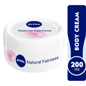 Nivea Face & Body Cream Natural Fairness 200ml