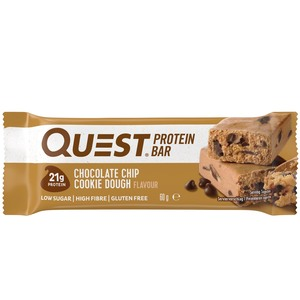 Quest Protien Bar Chocolate Chip Cookie Dough Flavour 60g