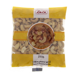 Lulu Cashew Roasted W320 250g