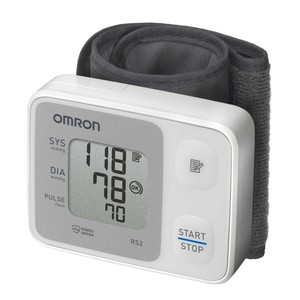 Omron Blood Pressure Monitor RS2