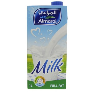 Al Marai Long Life Milk Full Fat 1Litre