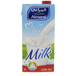 Al Marai Low Fat Long Life Milk 1Litre