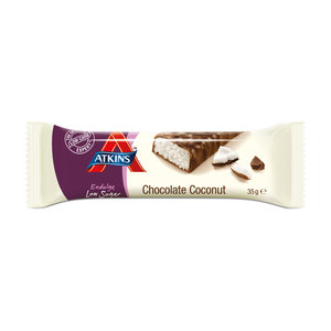 Atkins Chocolate Coconut  Bar 35g