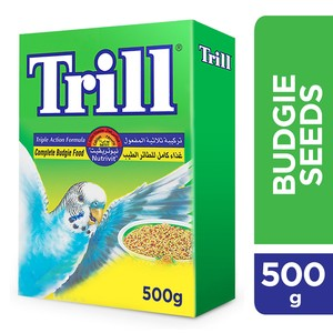 Trill Budgie Seed 500g