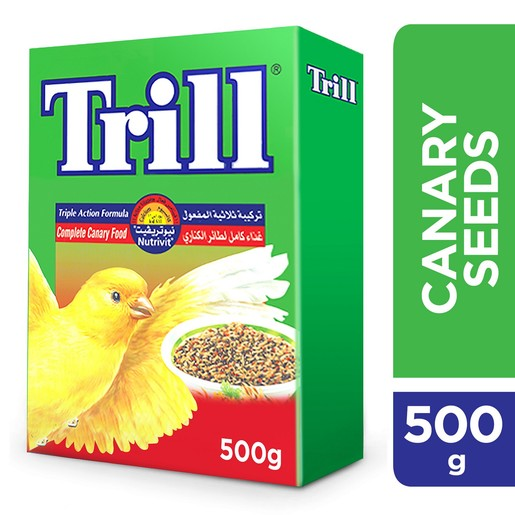 Trill Canary Seed 500g
