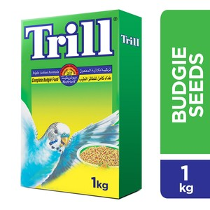Trill Budgie Seed 1kg