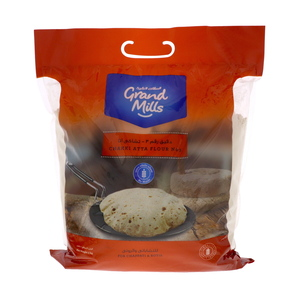Grand Mills Chakki Atta Whole Wheat Flour 5 Kg