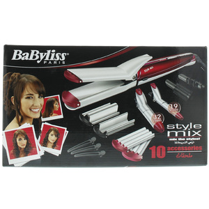 Babyliss Hair Straightener Kit MS21SD