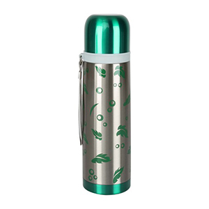 Speed Stainless Steel Double Wall Bullet Flask 500ml BES539 Assorted Color
