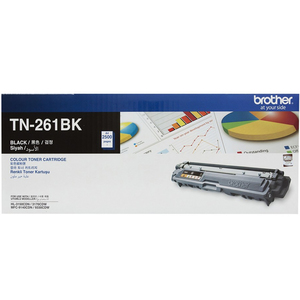 Brother Toner TN-261 Black