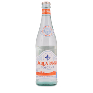Aqua Panna Toscana Natural Mineral Water 500ml