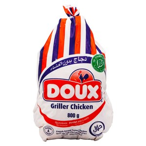 Doux Frozen Griller Chicken 800g