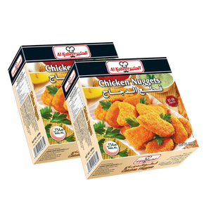 Al Kabeer Chicken Nuggets 2 x 400g